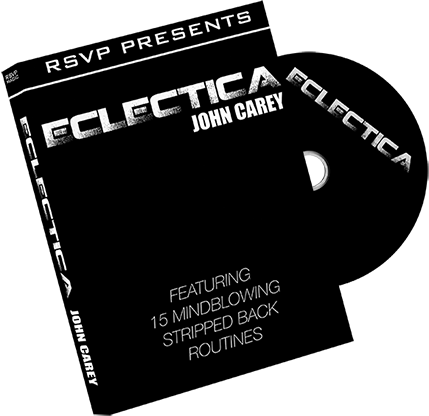 Eclectica by John Carey and RSVP*