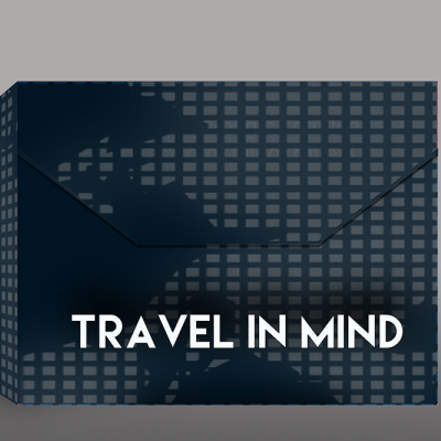 Travel in Mind by Steve Cook - Paul McCaig & Luca Volpe