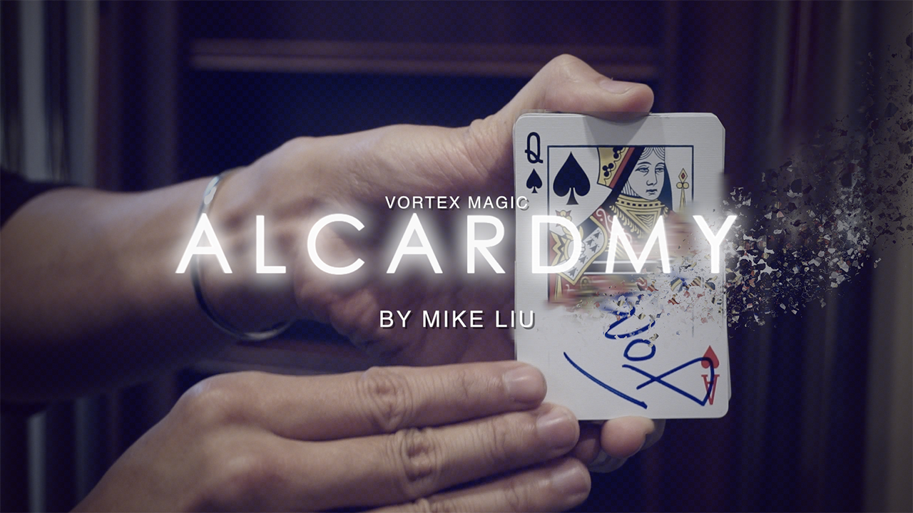 Alcardmy by Mike Liu & Vortex Magic