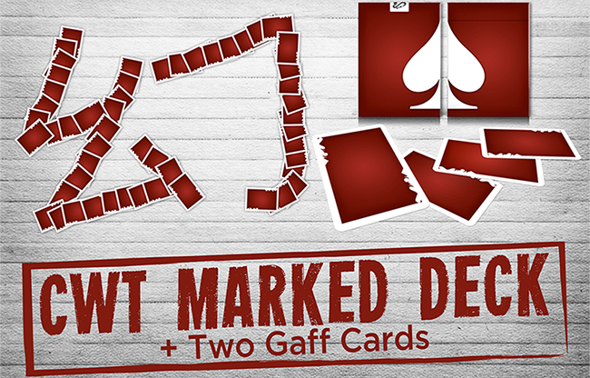 CWT Marked Deck by CHUANG WEI TUNG