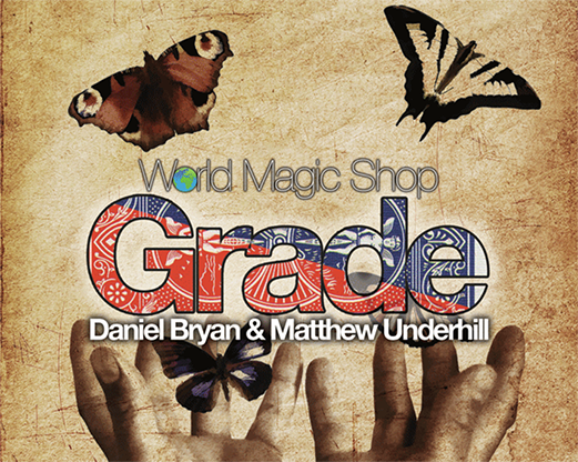 Grade by Matthew Underhill and Daniel Bryan -DVD*