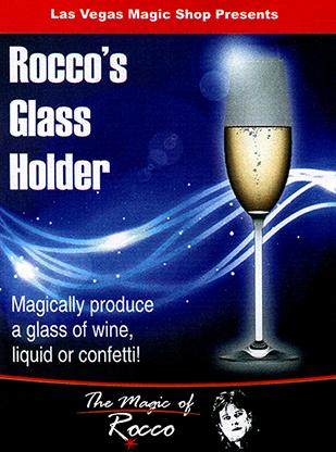 Rocco`s Glass Dropper by Rocco Silano