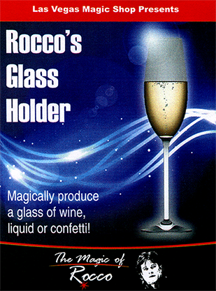 Rocco`s Glass Holder by Rocco Silano