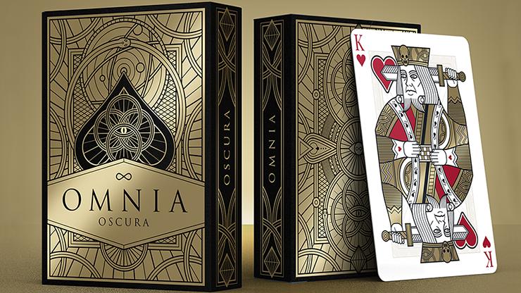 Omnia Oscura Deck by Giovanni Meroni