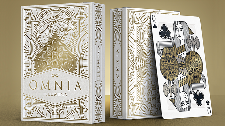 Omnia Illumina Deck by Giovanni Meroni