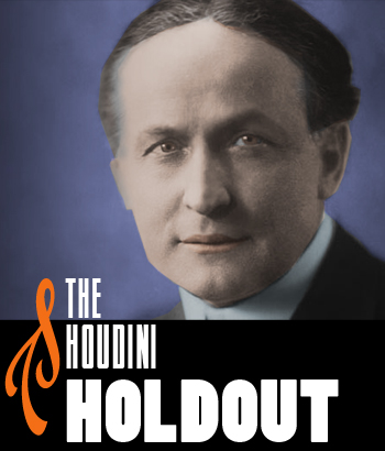 Houdini Holdout by Carroll Baker