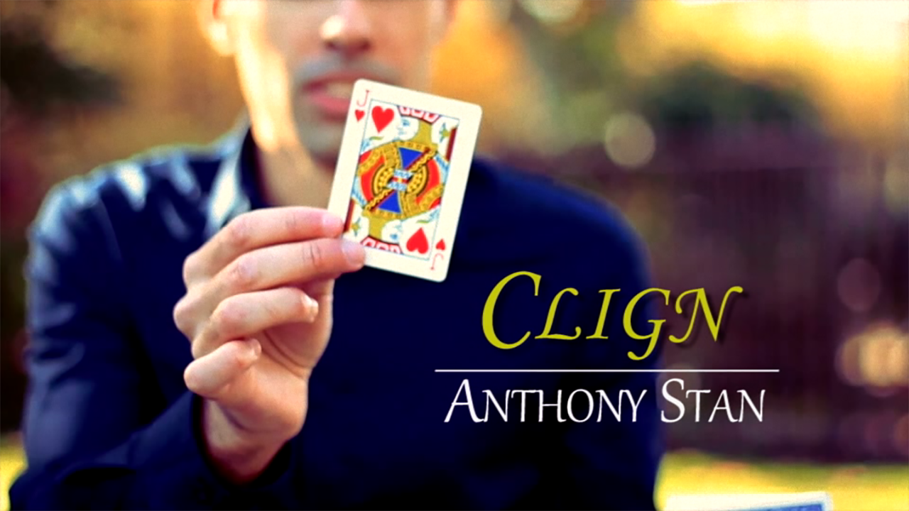 Clign by Anthony Stan and Magic Smile Productions
