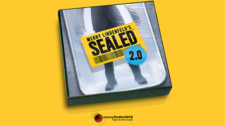 Sealed 2.0 by Menny Lindenfeld