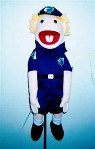 Policeman-Puppet