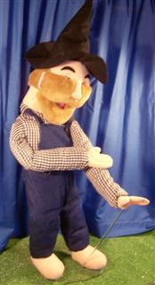 Hillbilly Puppet