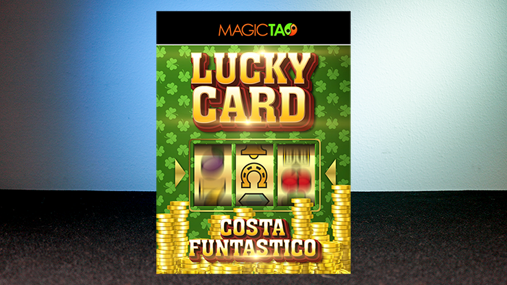 Lucky Card Red by Costa Funtastico