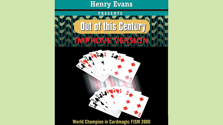 Out of this Century (Improved Version) by Henry Evans
