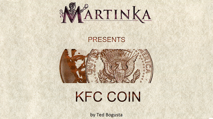 Martinka Presents KFC by Ted Bogusta