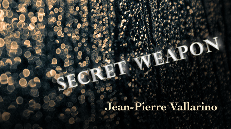 The-Secret-Weapon-by-JeanPierre-Vallarino