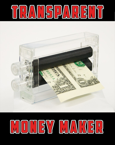 Money Maker - Transparent