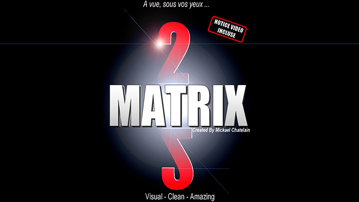Matrix 2.0 by Mickael Chatelain