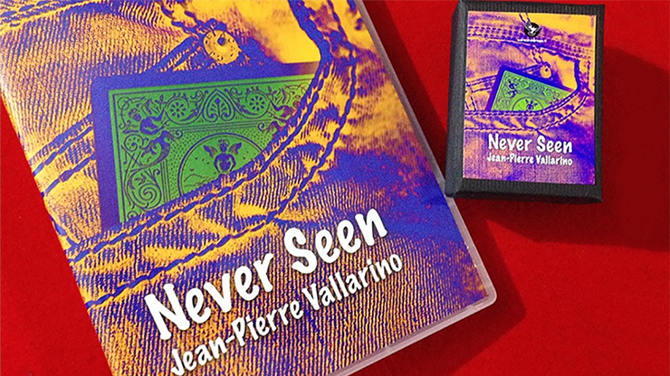 Never Seen by JP Vallarino*