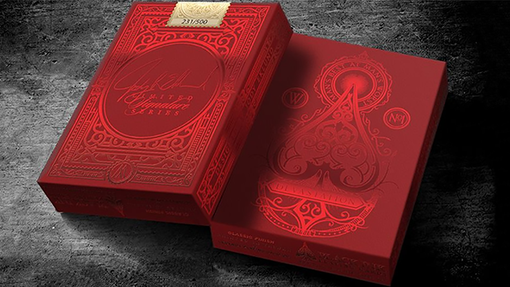 Devastation Playing Cards (Collector`s Edition) by Jody Eklund