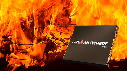 Fire Anywhere by Zyro and Aprendemagia