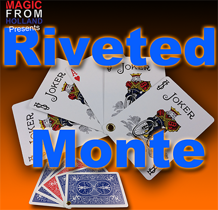 Rivited Monte - by Magic From Holland