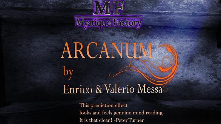 Arcanum by Enrico & Valerio Messa