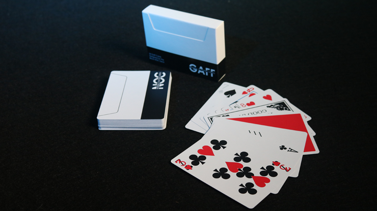 NOC Gaff Deck (Black) by The Blue Crown