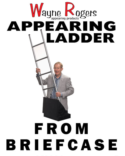 Appearing-Ladder-From-Briefcase