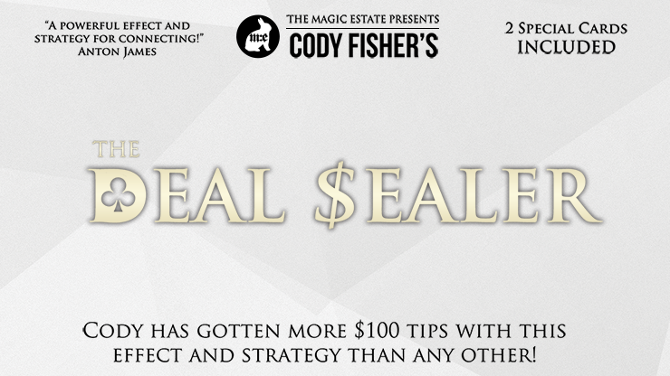 Deal Sealer by Cody Fisher*