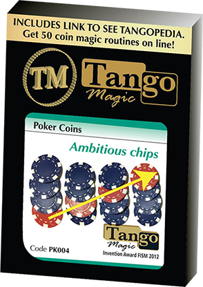 Ambitious Chip by Tango Magic