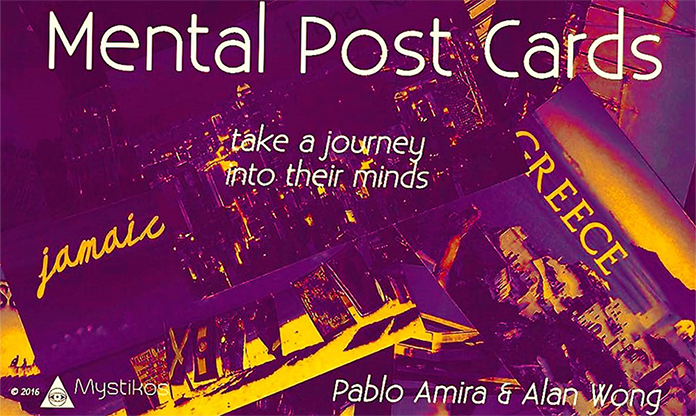 Mental Post Cards by Mystikos Magic & Alan Wong*