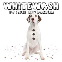 Whitewash - by Auke van Dokkum