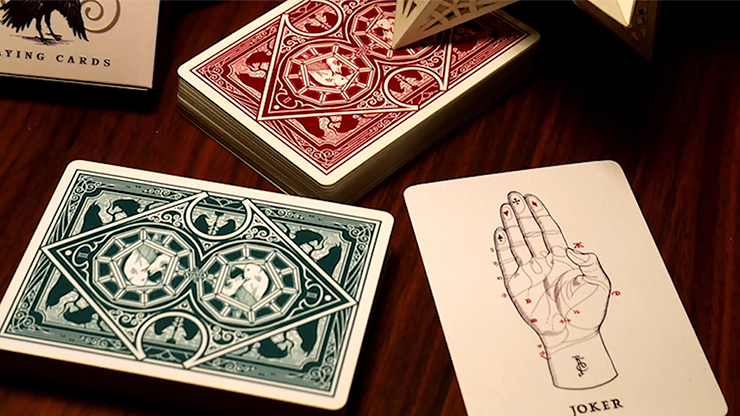 Ravn Playing Cards Designed by Stockholm17