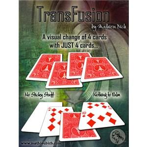 TransFusion by Mathieu Bich