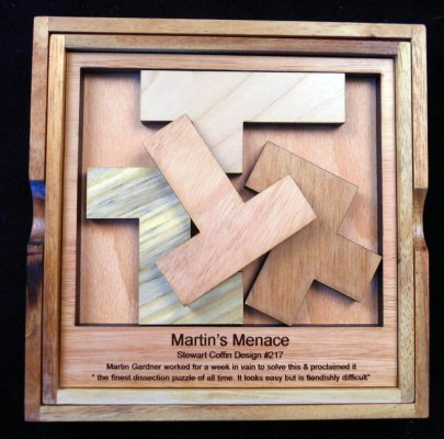 Martins Menace