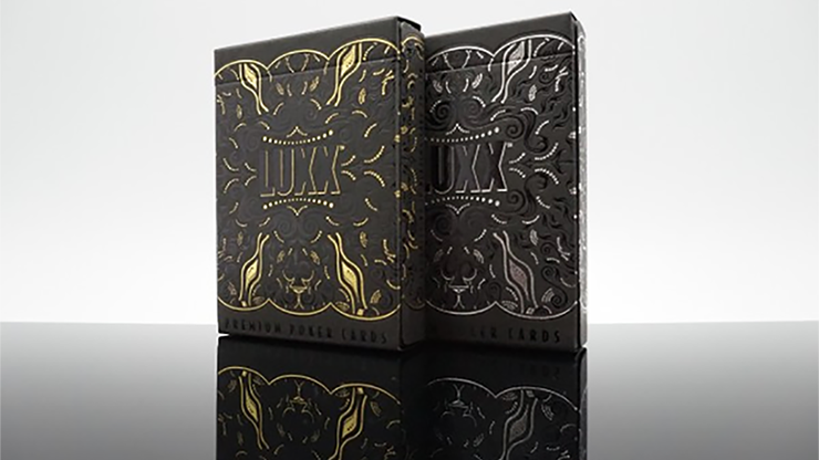 LUXX Playing Cards: Shadow Edition