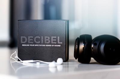 Decibel by Adam Wilber