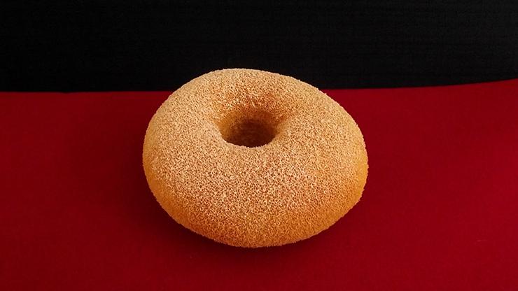 Sponge Doughnut by Alexander May