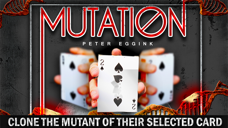 Mutation by Peter Eggink*