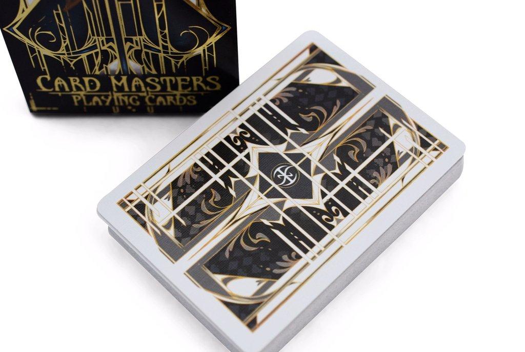 De`Vo Card Masters - Blue Seal