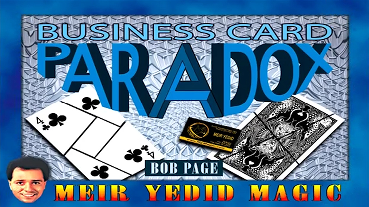 Business-Card-Paradox-by-Bob-Page