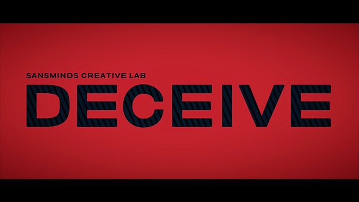 Deceive by SansMinds Creative Lab