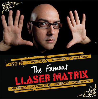 The Famous Llaser Matrix by Manuel Llaser