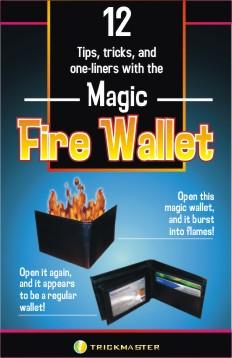 Fire Wallet - Trickmaster