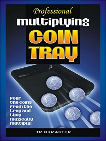 Multiplying Coin Tray - Trickmaster