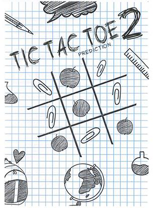 Tic Tac Toe by Nicolas Goubet