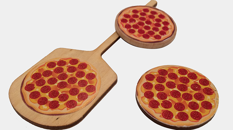 Pizza Paddle by Rob Thompson