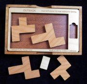 Outback Brainteaser Puzzle