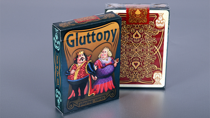 Gluttony-Playing-Cards-by-Collectable-Playing-Cards
