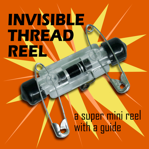 Invisible Thread Reel - Mini w/ Guider
