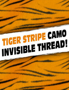 Invisible Thread - Tiger Stripe